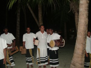 Maldivian Drummers