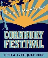 Cornbury Logo 2009 USE THIS